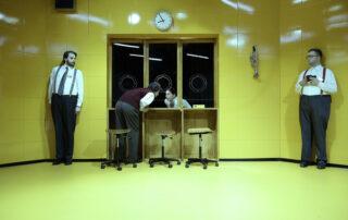 Predstava Pošta - 48. Infant